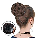 Best Extensions For Hairs - Fascigirl Hair Bun Extension Fashionable Clip in Comb Review