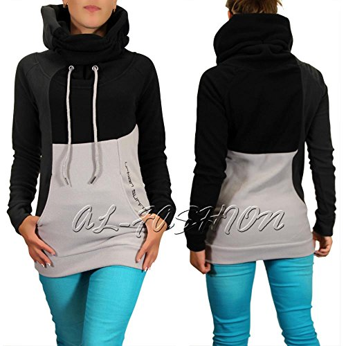 Urban Surface Damen Fleece Pullover