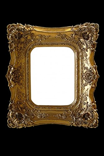 Casa-Padrino-Baroque-wall-mirrors-with-gold-double-frame-71-x-63-cm-Edel-Sumptuously