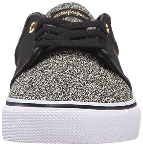 DC Mikey Taylor VULC Se Skate Shoe Black Dark Used