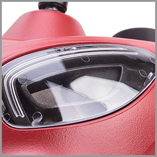 BIG Spielwarenfabrik 800056347 - Bobby-AMG GT, Rutschfahrzeug, rot - 6