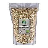 Organic Raw Buckwheat Groats 1kg by Hatton Hill Organic - Certified Organic