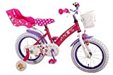 Volare Disney Minnie Bow-Tique 31426 Kinderfahrrad 14 Zoll