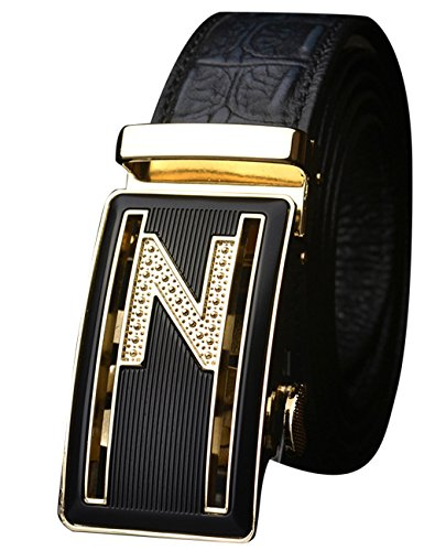 menschwear-mens-full-geniune-leather-belt-adjustable-automatic-buckle-35mm120h08