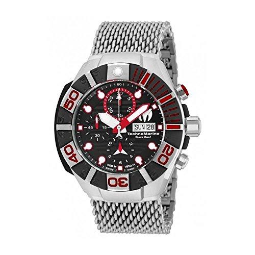 technomarine-reef-herren-armbanduhr-45mm-armband-silikon-schwarz-gehause-plastik-automatik-tm-515023