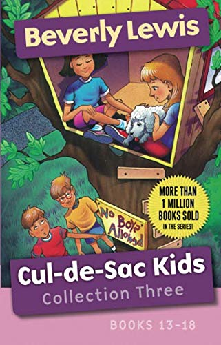 Cul-de-Sac Kids Collection Three: Books 13-18
