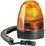 HELLA 2RL 007 337-021 Rundumkennleuchte, Halogen, Magnetbefestigung, Ø 130 mm, 2-polig, 12 V