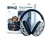 Banz Bubzee EM033 Ohrenschützer, Stäbchen und Steine