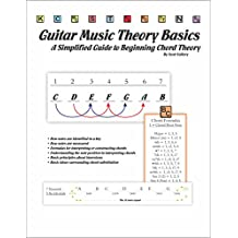 Guitar Music Theory Chords: A Simplified Guide to Beginning Chord Theory (English Edition)