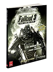 Fallout 3 Game Add-On Pack - Broken Steel and Point Lookout: Prima Official Game Guide (Prima Official Game Guides) by David Hodgson (2009-08-25)