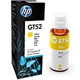 HP GT52 Ink Bottle (Yellow)