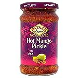 Patak's Encurtido De Mango Caliente (283g) (Paquete de 6)