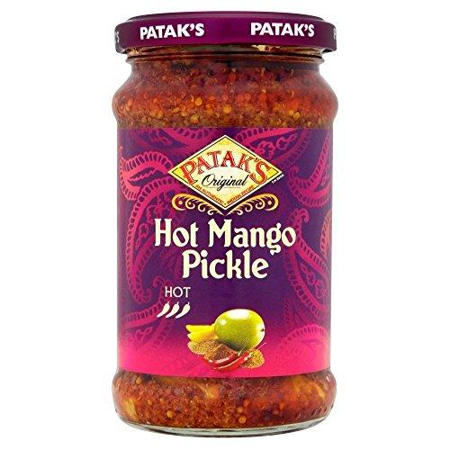 Hot Mango Pickle de Patak (de 283g) - Paquet de 2