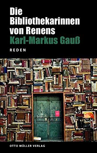 Die Bibliothekarinnen von Renens: Reden