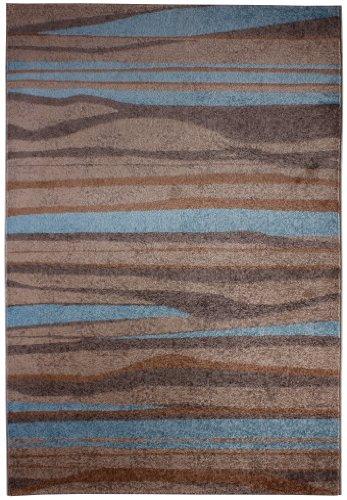 andiamo-1100249-chadler-tapis-tisse-beige-bleu-clair-60-x-110-cm