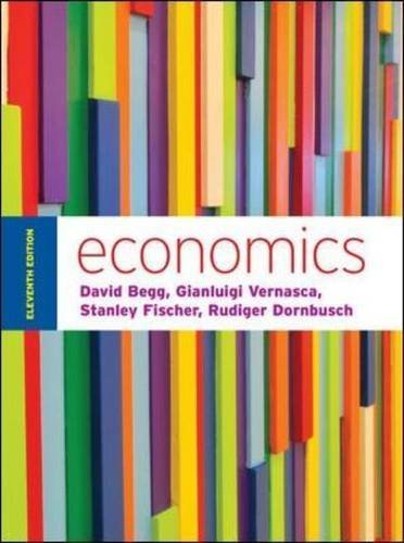 Economics by Begg and Vernasca by David Begg (2014-02-15)