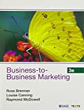 Business-to-Business Marketing: Sthool Arthshastriya Adava