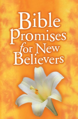 Bible Promises for New Believers (English Edition)