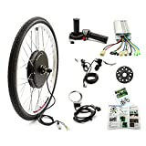 PetrolScooter Electric Bicycle front Wheel Conversion Kit 48v 500w 26 Inch Bike Bicycle