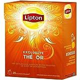 Lipton thé exclusive thé or 25 sachets - ( Prix Unitaire ) - Envoi Rapide Et Soignée