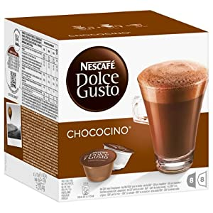 Buy Dolce Gusto the CHOCOLATE collection - Mocha - Nequik - Chocino - DOLCE GUSTO CHOCOLATE 3 PACK by Dolce Gusto