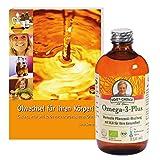Udo's Choice Omega-3-Plus Bio 250ml + Buch: Ölwechsel für Ihren Körper, 108 Seiten (Sie sparen 5,60 Euro gegenüber Einzelkauf)