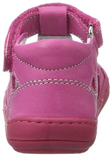 Naturino Naturino 4415, Chaussures Bébé marche bébé fille Rose