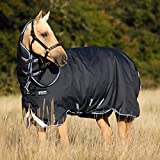 Horseware Amigo Bravo 12 Plus Turnout Lite 0g (2017) - Navy/Blue, Groesse:145