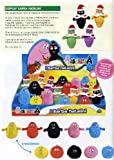 PELUCHE Cartoon Barbapapa Gpz Natalini, Colori assortiti