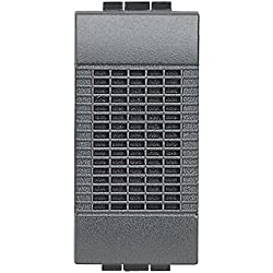 BTICINO sl4351/230F sonnerie 220VOLTS, anthracite