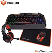 meetion USB Keyboard For Game Consoles - MT-C500