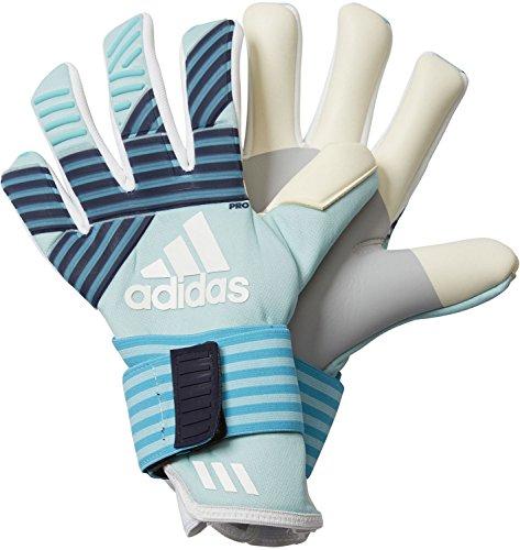 Adidas Ace Trans Pro Gants de gardien de but 8 energy aqua f17/energy blue s17/legend ink f17/Trace blue f17