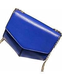 Blue : Hunpta Women Messenger Bags Slim Crossbody Shoulder Bags Handbag Small Body Bags