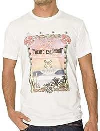 Tee shirt Mexico 30 eme Anniversaire Sel - Oxbow
