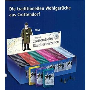 Crottendorfer Räucherkerzen 26 Verschiedene Größe : Mini`s, M, XL, XXL