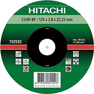 Hitachi tools – Disco corte c24r 180x3mm