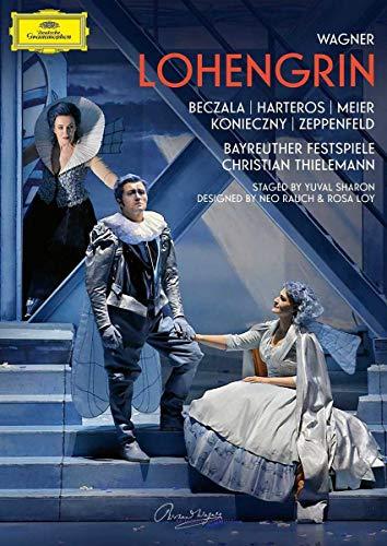 Wagner: Lohengrin [2 DVDs] (Macho Mann Kostüm)