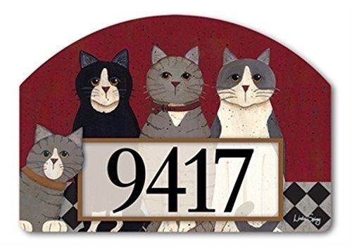 Kitties at Home Yard Sign 71397