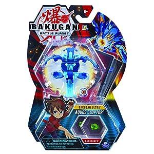 Bakugan Haos Garganoid 6045146 - Creatura transformable para coleccionar, 7,5 cm, a partir de 6 años, Modelos surtidos