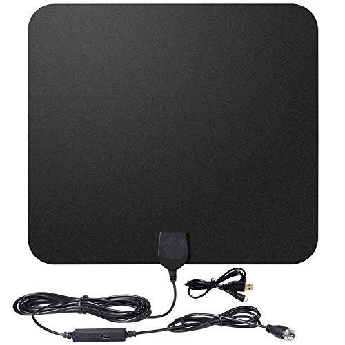 Dr Unioner High Gain UHF mini Digital TV antenna piccolo parabola (Radome Cavo)