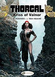 Thorgal - volume 20 Kriss of Valnor par Jean Van Hamme