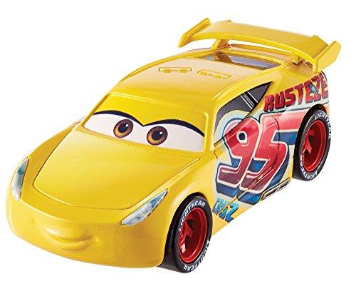 Cars FGD72 Disney Cars 3 – Vehicule Cruz Ramirez