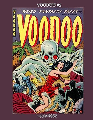 VOODOO #2 -- July 1952 (Golden Age Reprints by StarSpan, Band 465)