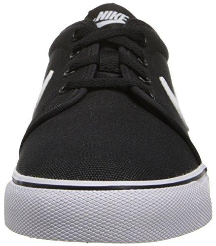 Nike , Chaussures de ville à lacets pour garçon Black/White