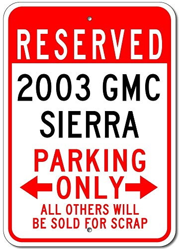 Kilburn 2003 Gmc Sierra Retro Kreative Wanddekoration