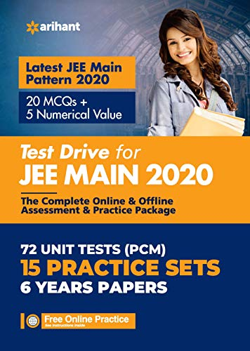 15 Practice Sets for JEE Main 2020