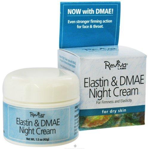 Elastin Night Cream 1.5 OZ by Reviva