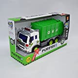 Müllauto LKW Laster Spielzeug Auto Autos Müll Transporter Lastwagen Container