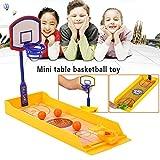 CXZC Mini Indoor Basketballkorb Ring Rückenbrett Net Set Mini Basketball Tisch |Neues großes Geschenk Spielzeug für Kinder Kinder
