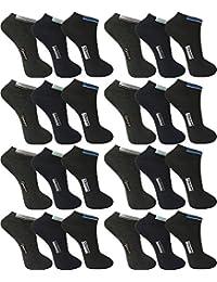 10 Paar Herren Sneaker Socken von Pesail Größe 39-42